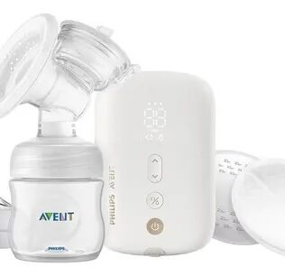Sacaleche Electrico Philips Avent Bebe