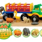 Camion Rescate Animales Animal Rescue Rondi 3440