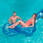 Colchoneta Inflable Pavo Real Bestway 41101