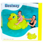 Colchoneta Inflable Pato Chico Bestway 41102