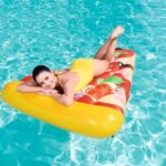 Colchoneta Inflable Pizza Bestway 44038