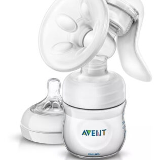 Sacaleche Extractor Manual Philips Avent